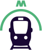 metro tram to Diergaarde Blijdorp
