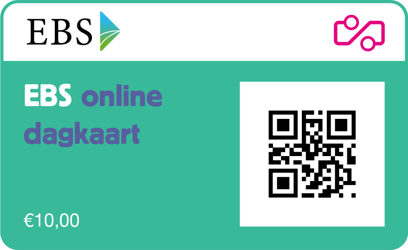 Online dagkaart EBS