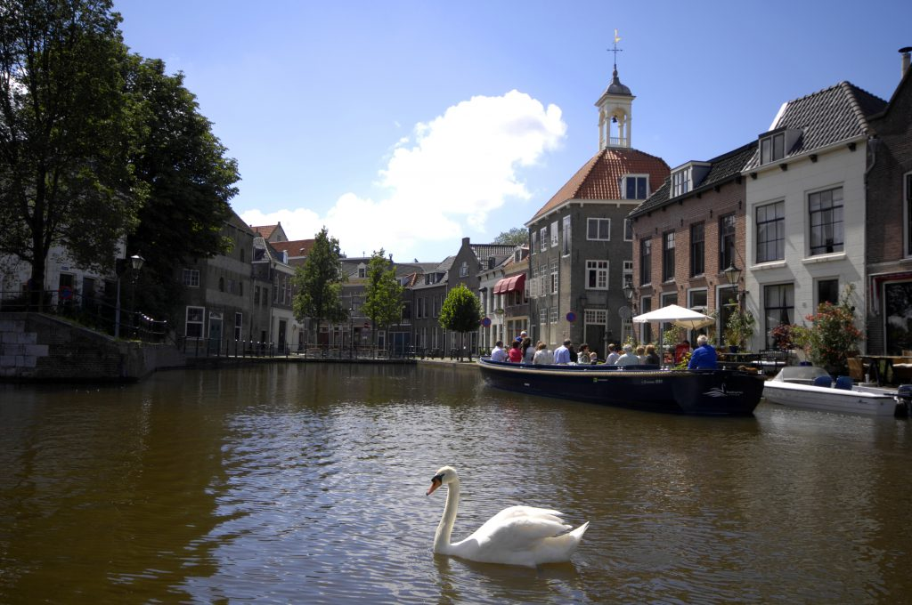 Dutch heritage tour - Schiedam canal cruise