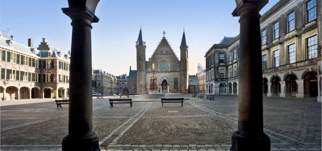 Visit the Binnenhof with the Tourist Day Ticket