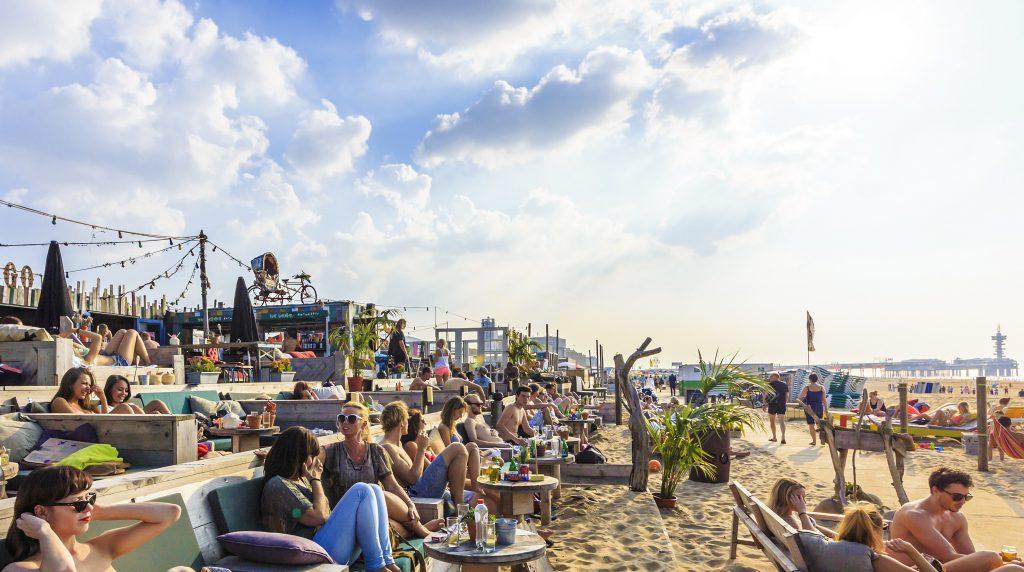 Visit Scheveningen Beach with the Tourist Day Ticket