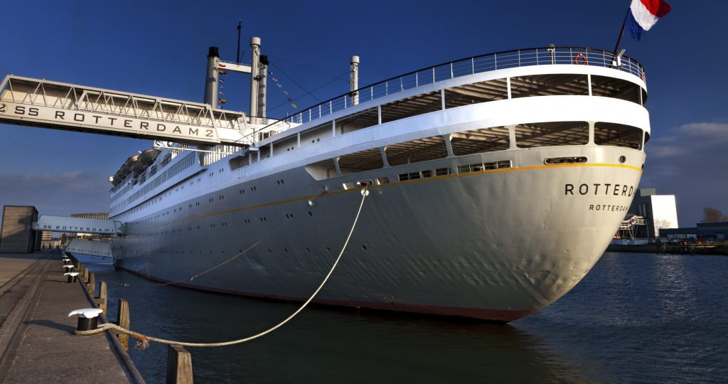 Visit SS Rotterdam with the Tourist Day Ticket